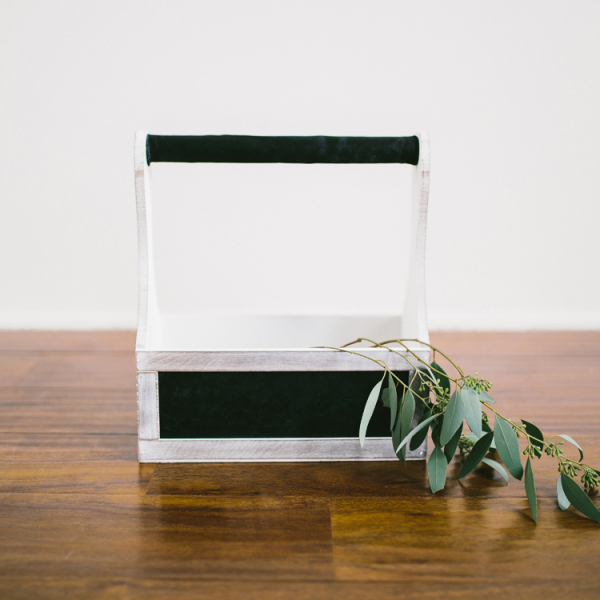 Small Chalkboard Container